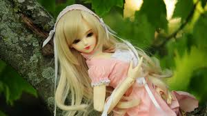 Cool Cute Doll Desktop Wallpaper Hd ...