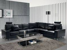 york lounge suite. black leather lounge suite , beautiful finish very stylish and functional york