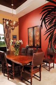 Brilliant Dining Room Paint Ideas With Accent Wall Delightful Design Decorating