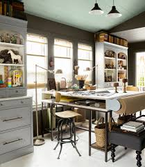 creative home office spaces.  Spaces Creative Studios And Craft Room Inspiration And Home Office Spaces O