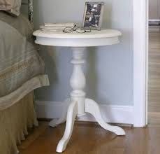 white round end table. Beautiful White Accent Table With Dining Room Stylish Antique Round End Wood Sofa Chair H