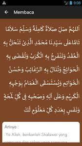 Dan inilah tulisan arab beserta artinya shalawat nariyah. Sholawat Nariyah For Android Apk Download