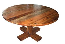 dining table round wood table rustic wooden dining tables top