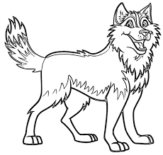 Small Picture Husky Coloring Pages Wecoloringpage