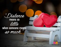 Quotes For Long Distance Love Amazing 48 Long Distance Love Quotes That Cut Through Time And Space