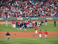 violence in sports  baseball