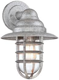 galvanized lighting. Marlowe 13 1/4\ Galvanized Lighting G