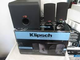klipsch thx speakers. klipsch promedia 2.1 thx certified computer speaker system b-stock speakers f