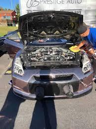 Bugatti veyron **rare** 1/4 mile drag race vs nissan r35 gtr. 3 300 Hp Ams Nissan Gt R Alpha Queen With Accident