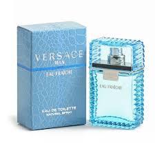 <b>Versace Man Eau Fraiche Men's</b> Cologne - Eau de Toilette