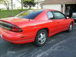 Chevrolet Monte Carlo red gallery. MoiBibiki #1
