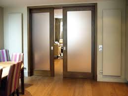 interior frosted glass doors frosted glass sliding interior door designs for homes with cream wall over