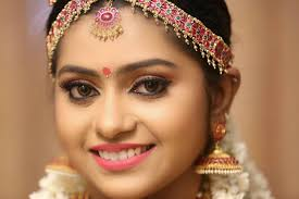 south indian bridal make up for wedding middot gorgeous eye shadow middot indian bride makeup simple