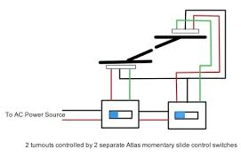 all about turnouts Crossover in Parrelle Wiring Speakers Diagram at Turnout Crossover Wiring Diagram Turnout