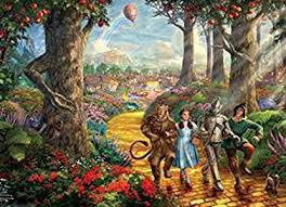 Impress your friends by solving thomas kinkade puzzles. 19 Most Stunning Thomas Kinkade Disney Puzzles Must See Toy Notes