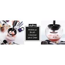 machine uk stylpro makeup brush cleaner and drier middot 1 global body art liquid white 200ml