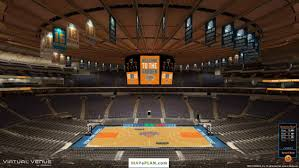 madison square garden seating chart view from section 224
