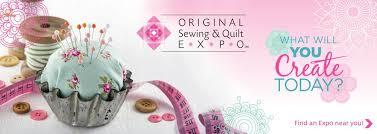 The Original Sewing & Quilt Expo - Explore Gwinnett Events & The Original Sewing & Quilt Expo Adamdwight.com