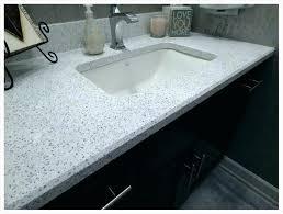 bathroom sink granite countertop how drop in bathroom sink with granite countertop how to install drop