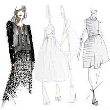 Fabulous Doodles Fashion Illustration Blog By Brooke Hagel Fashion