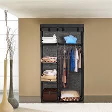 clothes closet organizer portable