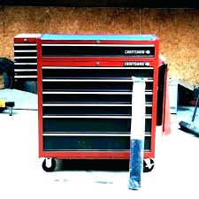 craftsman tool chest set box key replacement parts lock bar clearance boxes t