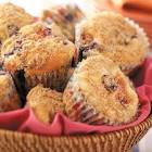 berry licious cheesecake muffins