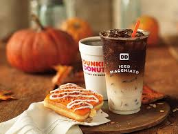 The coffee professionals at dunkin showed us how to make a cool drink on $1 iced coffee day.the rhode show is wpri 12's daily lifestyle show for having fun. Macchiato On The Menu At Dunkin Donuts Dunkin