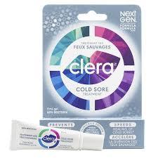 clera cold sore treatment 5ml