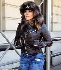 as seen in jacket jennifer lopez jenniferlopez fur