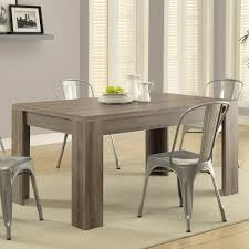 High Gloss Dining Table Fine Decoration Monarch Specialties Dining Table Bold Design Ideas