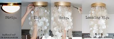 2 ways to update basic flushmount lights