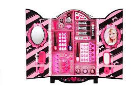 get ations barbie fashion wardrobe makeup case