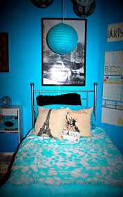 Paris Decorating For Bedrooms Cool Blue Bedrooms