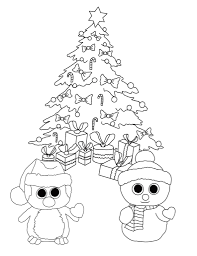 Christmas Coloring Pages For Preschoolers Best Coloring Pages For Kids