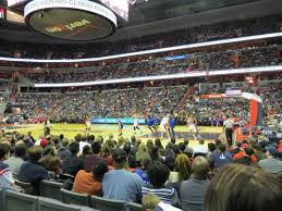 Verizon Center Travel Guide For A Wizards Game In