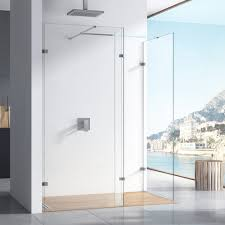 scudo i10 3 screen walk around shower panel