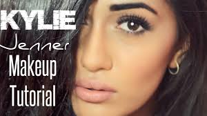 kylie jenner inspired makeup tutorial tanned asian indian skin shreya masters