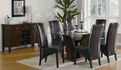 coaster rodeodinset rodeo rectangular dining set by coaster home furnishings 710 00 rodeo rectangular dining
