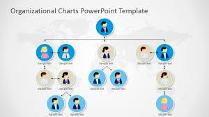 Organizational Charts Powerpoint Template
