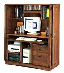 hidden desk furniture. Hideaway Desks Home Office Hidden Desk Furniture Computer At Incredible