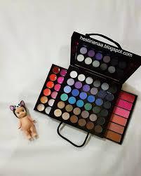 review sephora um ping bag makeup palette