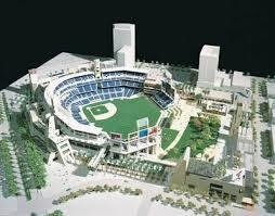 Petco Park 3d Seating Chart San Diego Padres Ballpark Renderings Models