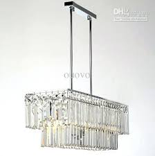 rectangular crystal chandelier incredible rectangular crystal chandelier dining room rectangular crystal chandelier canada