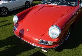 The Porsche 901 Prototype Wins Its Class At Amelia Island