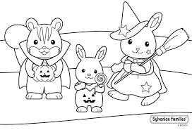 Calico Critters Coloring Pages Calico Critters Coloring Pages Luxury