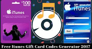 free itunes gift card generator photo 1