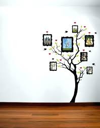 picture frame designs on walls family tree photo frames for decorate latest gold gallery wall from picture frame designs