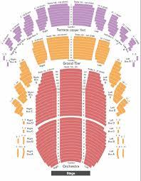 Meyerhoff Symphony Hall Seating Chart Baltimore