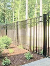 Fence panels Modern 4 6 Bradford Aluminum Fence Panel Black Fencing Direct Aluminum Fence Products Fencing Direct Fencing Products